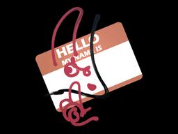 Sticker | Hello M4A1-S