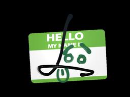 Sticker | Hello SG 553