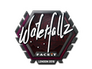 Skin Sticker | waterfaLLZ | London 2018