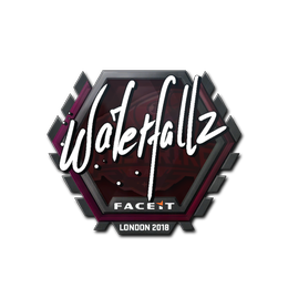 waterfaLLZ | London 2018