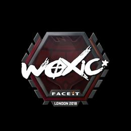 woxic | London 2018