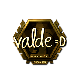 v4lde (Gold) | London 2018