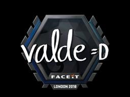 v4lde | London 2018
