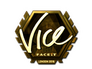 Skin Sticker | vice (Gold) | London 2018