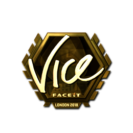 vice (Gold) | London 2018