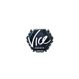 Sticker   vice   London 2018
