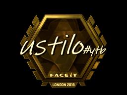 USTILO | London 2018