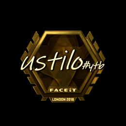 USTILO (Gold) | London 2018