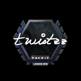 Twistzz | London 2018