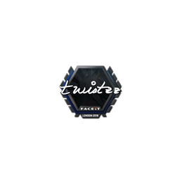 Sticker | Twistzz | London 2018
