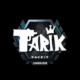 tarik (Foil) | London 2018