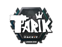 tarik | London 2018