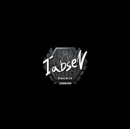 Sticker   tabseN   London 2018