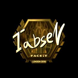 tabseN (Gold) | London 2018