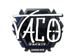 Sticker | TACO | London 2018