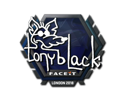 tonyblack | London 2018