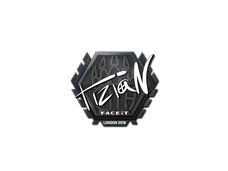 Skin Sticker | tiziaN | London 2018