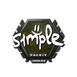 s1mple | London 2018