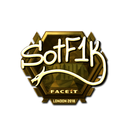 S0tF1k (Gold) | London 2018