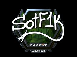 S0tF1k | London 2018