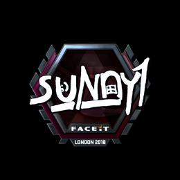 suNny (Foil)   London 2018