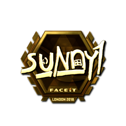 suNny (Gold)   London 2018