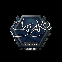 STYKO | London 2018