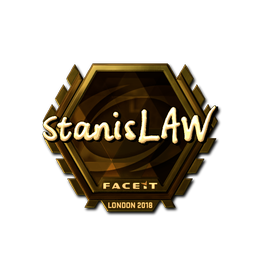 stanislaw (Gold) | London 2018