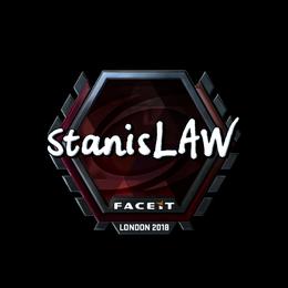 stanislaw (Foil)   London 2018