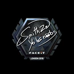 SmithZz (Foil)   London 2018