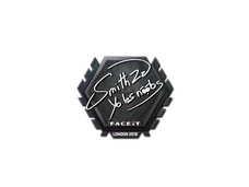 Skin Sticker | SmithZz | London 2018
