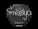 Sticker | smooya | London 2018