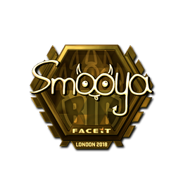 smooya (Gold) | London 2018