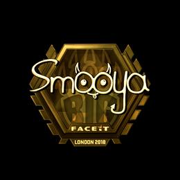 smooya (Gold) | London 2018