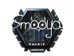 smooya | London 2018