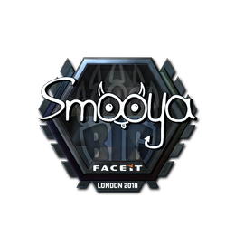 smooya (Foil) | London 2018