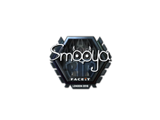 Skin Sticker | smooya (Foil) | London 2018