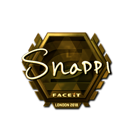 Snappi (Gold) | London 2018