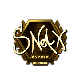 Snax (Gold) | London 2018
