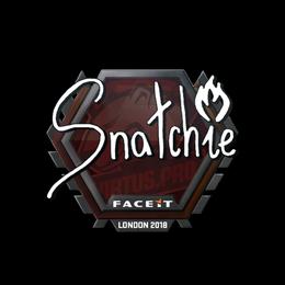 snatchie | London 2018