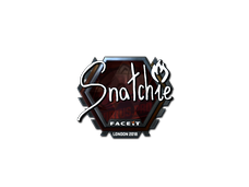 Skin Sticker | snatchie (Foil) | London 2018