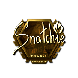 snatchie (Gold) | London 2018