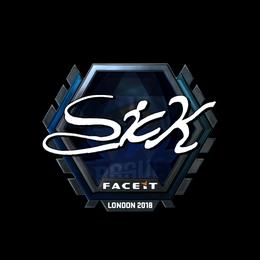 SicK (Foil) | London 2018