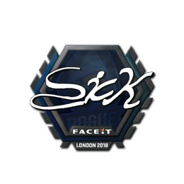 SicK | London 2018