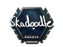 Skin Sticker | Skadoodle | London 2018