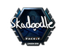Skin Sticker | Skadoodle (Foil) | London 2018