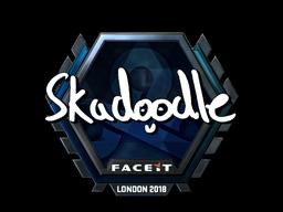 Skadoodle | London 2018