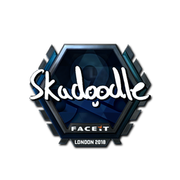 Skadoodle (Foil) | London 2018