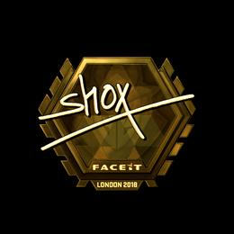 shox (Gold) | London 2018