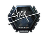 Skin Sticker | shox (Foil) | London 2018
